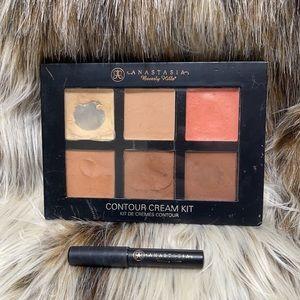 Anastasia Contour Cream Kit & Brow Primer